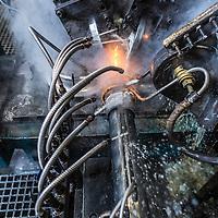 Sept 2015 - Tata Steel , Corby