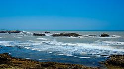 Looking out over the Atlantic Ocean, Essaouira, Morocco<br /> <br /> (c) Andrew Wilson   Edinburgh Elite media