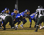 Oxford High's Clifton Smith (65) vs. West Point in Oxford, Miss. on Friday, October 28, 2011. West Point won 31-21...