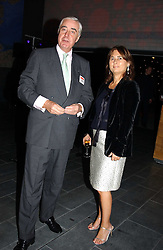 RUPERT HAMBRO and ALEXANDRA SHULMAN at the launch party for 'The London Look - Fashion From Street to Catwalk' held at the Museum of London, London Wall, Londom EC2 on 28th October 2004<br />