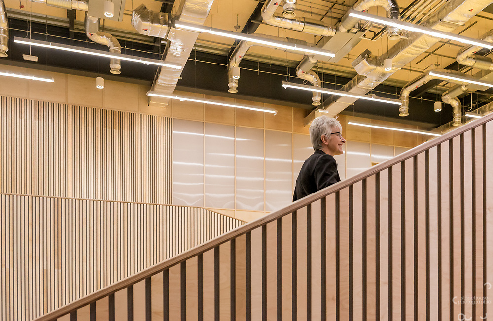 Bartlett School of Architecture Here East campus opening event, 15/09/2017
