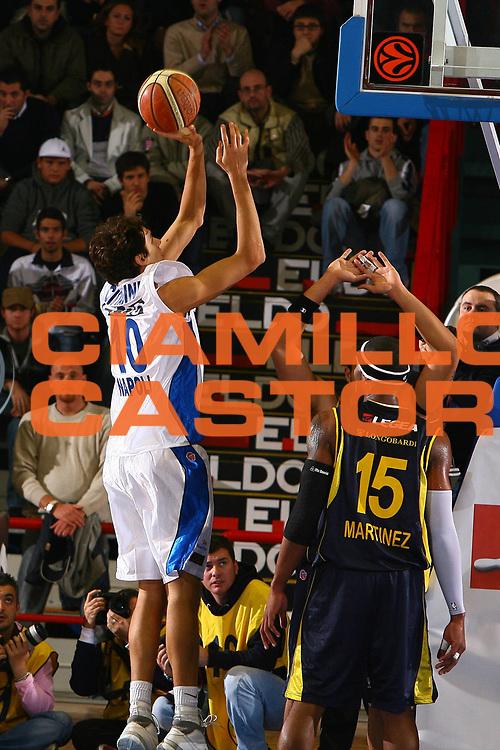 DESCRIZIONE : Napoli Lega A1 2006-07 Eldo Napoli Legea Scafati <br /> GIOCATORE : Cittadini<br /> SQUADRA : Eldo Napoli<br /> EVENTO : Campionato Lega A1 2006-2007 <br /> GARA : Eldo Napoli Legea Scafati <br /> DATA : 10/12/2006 <br /> CATEGORIA : Tiro<br /> SPORT : Pallacanestro <br /> AUTORE : Agenzia Ciamillo-Castoria/E.Castoria