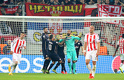 04.11.2015, Karaiskakis Stadium, Piraeus, GRE, UEFA CL, Olympiacos vs Dinamo Zagreb, Gruppe F, im Bild Eduardo // during UEFA Champions League group F match between Olympiacos and Dinamo Zagreb at the Karaiskakis Stadium in Piraeus, Greece on 2015/11/04. EXPA Pictures © 2015, PhotoCredit: EXPA/ Pixsell/ Slavko Midzor<br /> <br /> *****ATTENTION - for AUT, SLO, SUI, SWE, ITA, FRA only*****