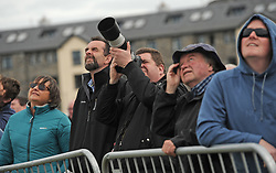 Taking it all in at the Westport Airshow,<br />