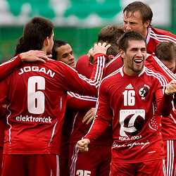 20091024: Footbal-Soccer - Slovenian 1st League - NK Interblock vs NK Labod Drava