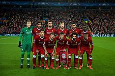 171206 Liverpool v Spartak Moscow