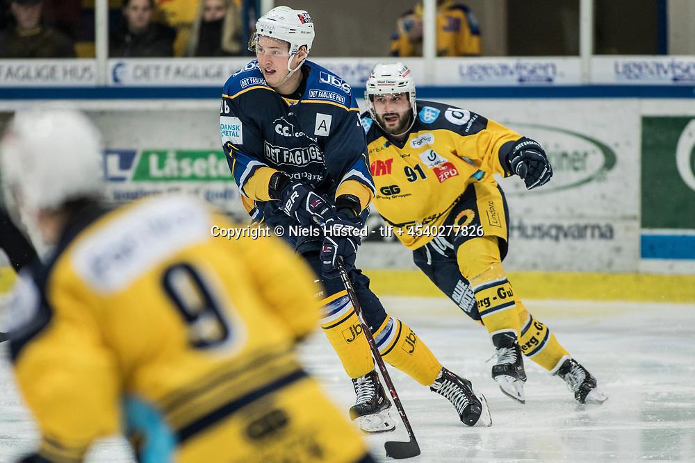Ishockey, Metalligaen, Esbjerg Energy og Herning Blue Fox 2:6