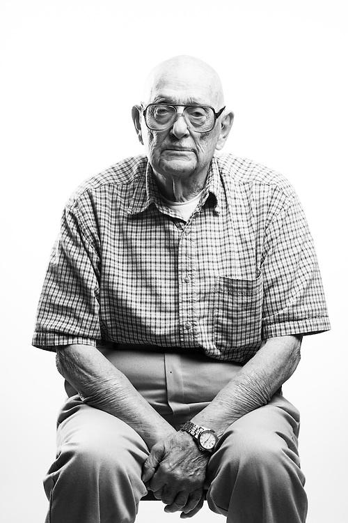 William Witt<br /> Armu<br /> E-5<br /> Weapons<br /> Dec. 1942 - Jan. 1946<br /> WWII<br /> <br /> Veterans Portrait Project<br /> Denver, CO