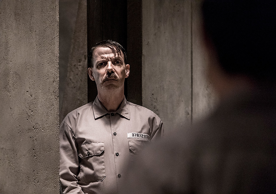 Noah Taylor as Adolf Hitler - Preacher _ Season 2, Episode 4 - Photo Credit: Skip Bolen/AMC