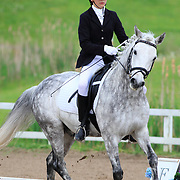 Ally Dunlop and Erin Meadows Oke Doke at the 2010 Equivents Spring Classic in Milton, Ontario.