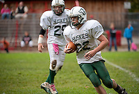 Laconia Middle School football versus Merrimack Valley Huskies October 22, 2011.