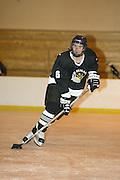 12 May 2003, Ice Hockey photoshoot, Paradise Ice, Botany Downs, Auckland, New Zealand.<br />New Zealand representative Eugene Nesterov.<br />Pic: Sandra Teddy/Photosport