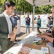 NL/Den Haag/20200702 - Diervriendelijke Parlementaire Barbecue, Rob Jetten