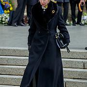 LUX/Luxemburg/20190504 -  Funeral<br /> of HRH Grand Duke Jean, Uitvaart Groothertog Jean, prinses Anne van Engeland