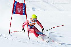 SANTACANA MAIZTEGUI Yon, ESP, Giant Slalom, 2013 IPC Alpine Skiing World Championships, La Molina, Spain