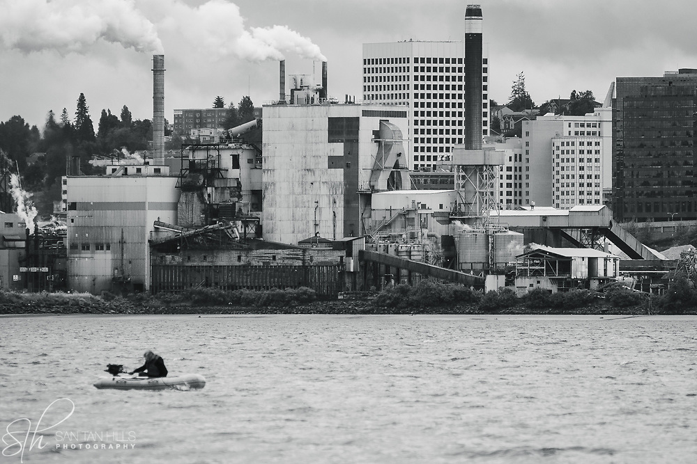 Tacoma contrasts