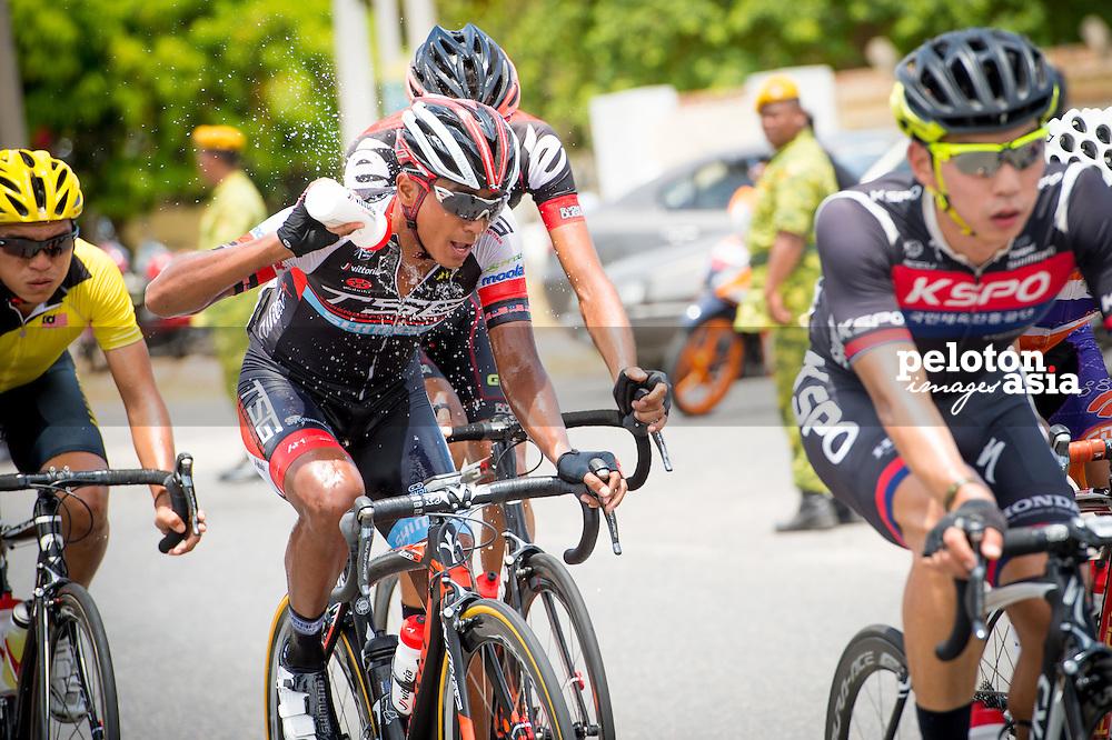 Le Tour de Langkawi 2015/ Stage5/ Kuala Terengganu -Kuanta/ Othman,M. Adiq Husaini/ TSG