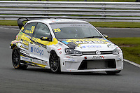 #29 Stephen Johansen VW Polo TFSI during the Maximumgroup.net VAG Trophy at Oulton Park, Little Budworth, Cheshire, United Kingdom. August 20 2016. World Copyright Peter Taylor/PSP.