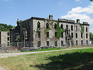 Ruins of the Smallpox Hospital on Roosevelt Island
