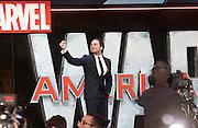 April 26, 2016 -Sebastian Stan attending 'Captain America: Civil War' European Film Premiere at Vue Westfield in London, UK.r' European Film Premiere at Vue Westfield in London, UK.<br /> ©Exclusivepix Media