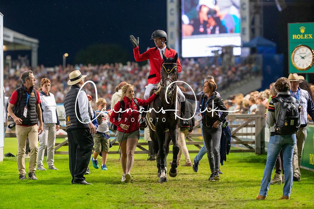 Guery Jerome, BEL, Quel Homme de Hus<br /> CHIO Aachen 2019<br /> Weltfest des Pferdesports<br /> © Hippo Foto - Sharon Vandeput<br /> Guery Jerome, BEL, Quel Homme de Hus