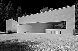 The Given Institute, Harry Weese, Architect