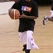 NLD/Almere/20091112 - USA Legends - Dutch legends met oa Dennis Rodman,