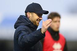 Bristol Rovers manager Ben Garner - Mandatory by-line: Dougie Allward/JMP - 15/02/2020 - FOOTBALL - Memorial Stadium - Bristol, England - Bristol Rovers v Blackpool - Sky Bet League One