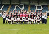 20-09-2012 Dundee FC photoshoot