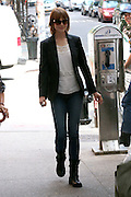 Aug. 4, 2014 - New York, NY, USA - <br /> <br /> 'The Family Fang' Movie Set<br /> <br /> Nicole Kidman on the set of The Family Fang in New York City on August 4, 2014 <br /> ©ZP/Exclusivepix
