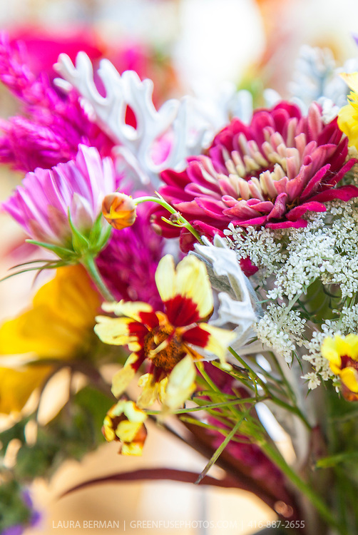 Mixed bouquets by Floralora Flowers