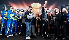 World Boxing Superseries - Smith v Skoglund - 16 September 2017