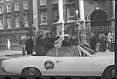 1970 - 13/10 American Astronauts visit Dublin