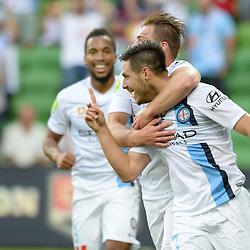 Melbourne City  v Western Sydney Wanderers   Hyundai A-League   9 January  2016