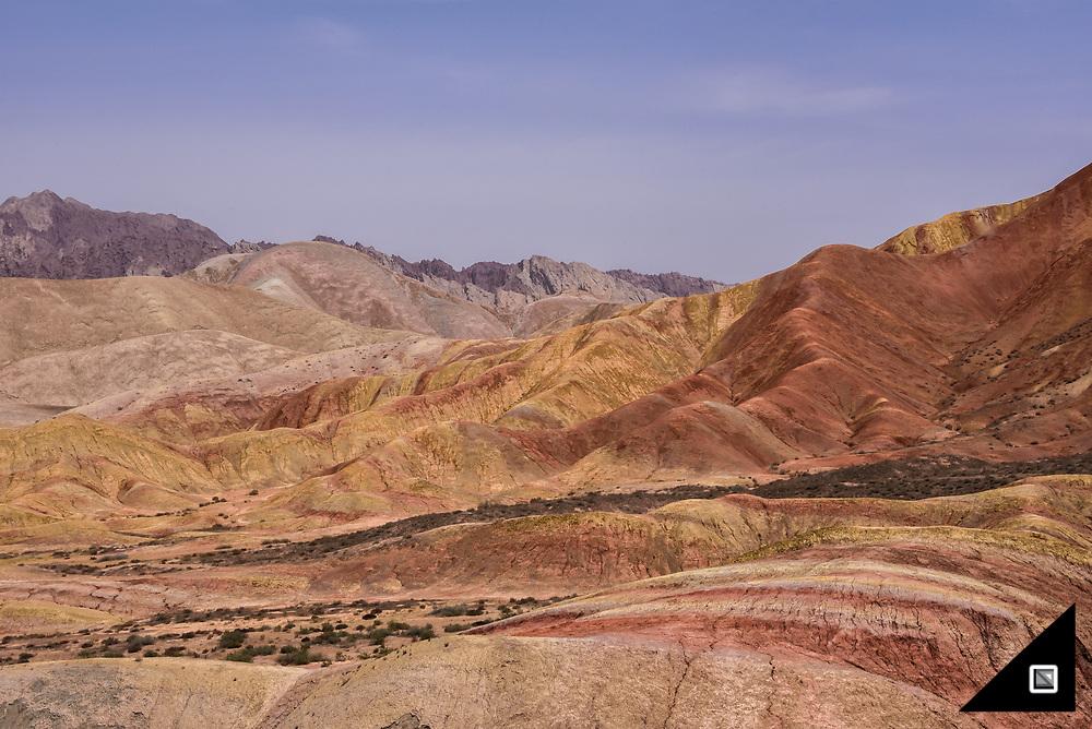China - Zhangye Danxia Geopark