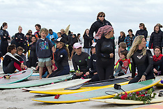 Mt Maunganui-Thousands gather on beach to remember 5 year old Jack Dixon