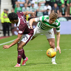 Hearts v Celtic, Scottish Premiership, 6 May 2018