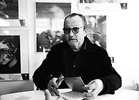 Paolo Roversi.<br /> Foto: Svein Ove Ekornesvåg