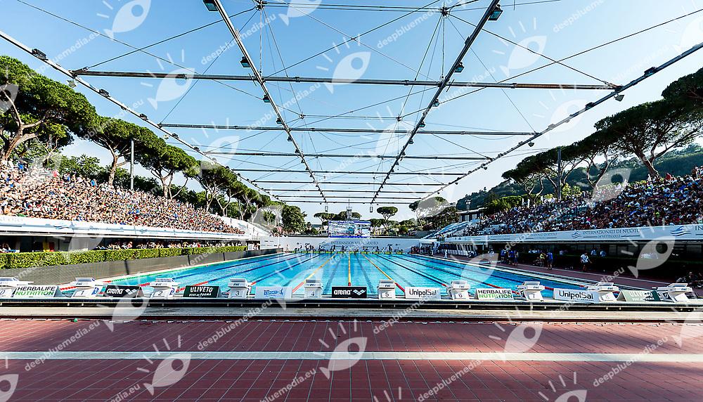 venue<br /> 1500 freestyle  men <br /> day 02  24-06-2017<br /> Stadio del Nuoto, Foro Italico, Roma<br /> FIN 54mo Trofeo Sette Colli 2017 Internazionali d'Italia<br /> <br /> Photo Giorgio Scala/Deepbluemedia/Insidefoto