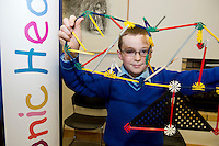Sean McDermott from Tara Grove at The Galway Education Centre for the launch of the annual Medtronic Foundation Programme. The programme which has been in existence for over ten years now includes the Medtronic Healthy Living Initiative, The Medtronic Scientist of The Future Project and The Medtronic KNEX Challenge..As part of their Healthy Living Initiative, The Medtronic Foundation partners with The Galway Education Centre to run a number of programmes in Galway City and County schools. In 2012, the Medtronic Foundation Community Connections programme included  gymnastics and skipping while a number of schools took part in the schools garden project. Perhaps the most ambitious was the heart dissection initiative which saw Medtronic staff in the classroom taking children as young as 6, step by step through a heart dissection!
