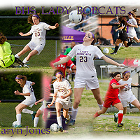 Maryn Jones Soccer Collage