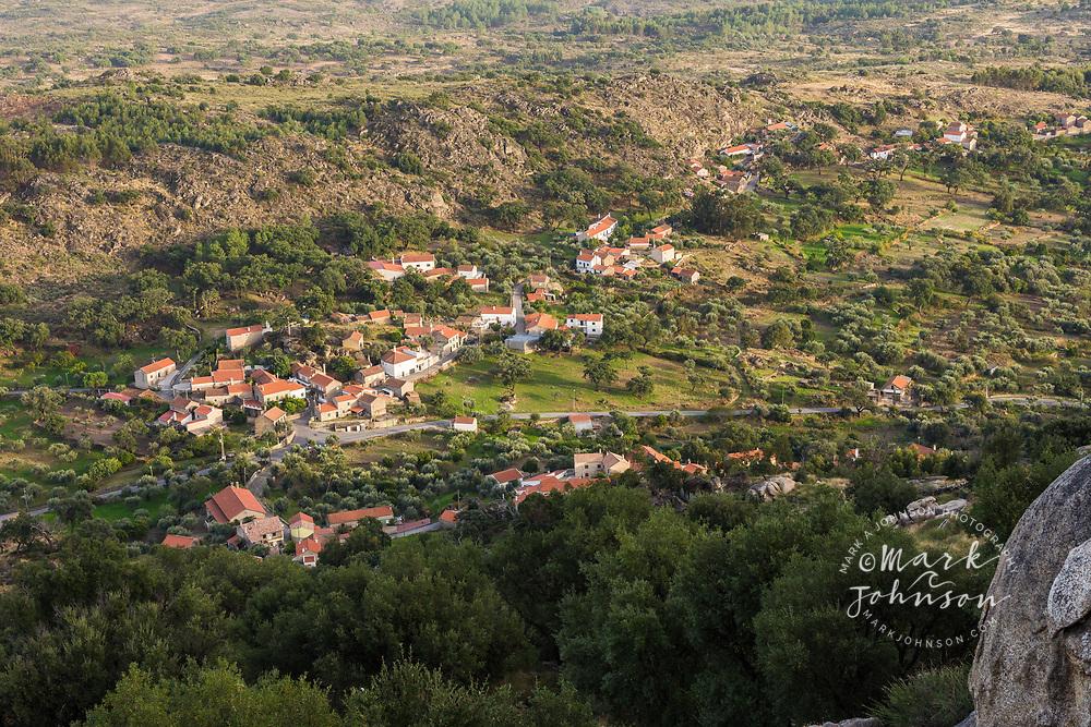 Villages near Monsanto, Portugal