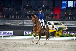 Witte-Vrees Madeleine, NED, Charmeur<br /> Stuttgart - German Masters 2018<br /> © Hippo Foto - Stefan Lafrentz