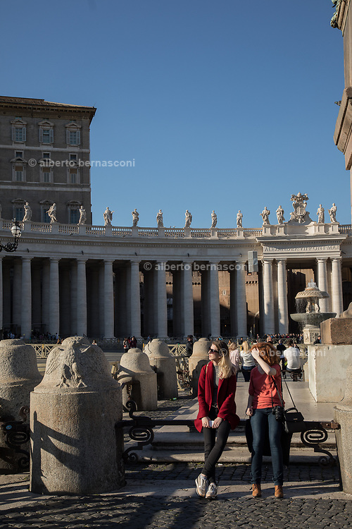 Rome, Piazza San Pietro