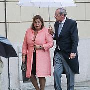 ITA/Parma/20120929- Doop prinses Luisa Irene,