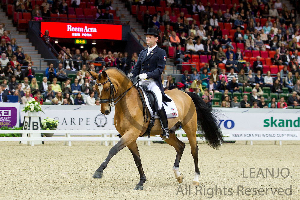 Jaimy Irwin - Lindor's Finest<br /> Reem Acra FEI World Cup Final 2013<br /> &copy; DigiShots