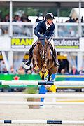 Tim Wilks - Kay<br /> FEI World Breeding Jumping Championships for Young Horses 2016<br /> © DigiShots