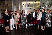 MEMBERS OF THE COMMITTEE, Literary charity First Story fundraising dinner. Cafe Anglais. London. 10 May 2010. *** Local Caption *** -DO NOT ARCHIVE-© Copyright Photograph by Dafydd Jones. 248 Clapham Rd. London SW9 0PZ. Tel 0207 820 0771. www.dafjones.com.<br /> MEMBERS OF THE COMMITTEE, Literary charity First Story fundraising dinner. Cafe Anglais. London. 10 May 2010.