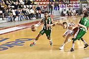 DESCRIZIONE : Roma Lega A 2014-15 <br /> Acea Virtus Roma - Sidigas Avellino <br /> GIOCATORE : Adrian Banks Marques Green <br /> CATEGORIA : penetrazione palleggio blocco<br /> SQUADRA : Sidigas Avellino <br /> EVENTO : Campionato Lega A 2014-2015 <br /> GARA : Acea Virtus Roma - Sidigas Avellino<br /> DATA : 04/04/2015<br /> SPORT : Pallacanestro <br /> AUTORE : Agenzia Ciamillo-Castoria/GiulioCiamillo<br /> Galleria : Lega Basket A 2014-2015  <br /> Fotonotizia : Roma Lega A 2014-15 Acea Virtus Roma - Sidigas Avellino