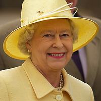 Windosr Great Park, Berkshire, HM Queen  Elizabeth II at the Windsor Horse Show